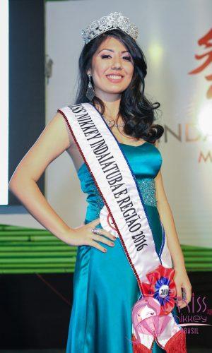 1 - Miss Nikkey Indaiatuba e Região - Julia Suzuki