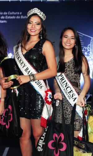 4 - Miss Nikkey Bahia 2015 e Vencedoras