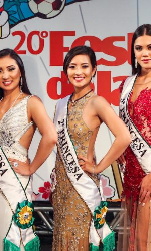 01 - Vencedoras Miss Nikkey Brasil 2017