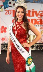 02 - Miss Nikkey Brasil 2017 - Larissa Lopes Mano da Bahia