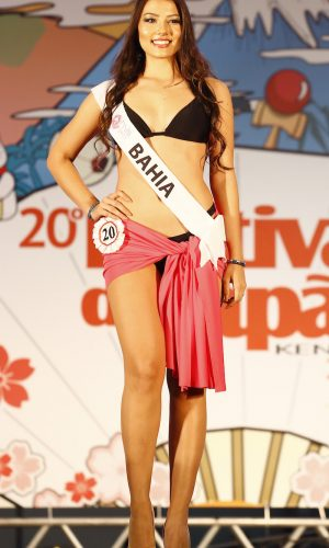 03 - Desfile traje banho - Larissa Lopes Mano - Bahia