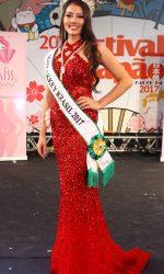 03 - Miss Nikkey Brasil 2017 - Larissa Lopes Mano da Bahia