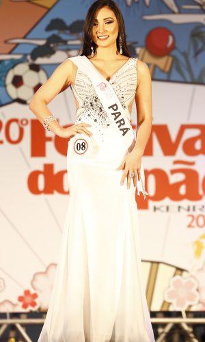 05 - Desfile traje gala - Grace Satomi Hayashi - Pará