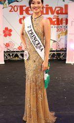 07 - 2a Princesa BR - Harumi Amanda Yukawa