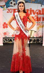 14 - Miss Nikkey São Paulo 2017 - Tatiana Saori Takamoto dos Santos - representante de Lins 2
