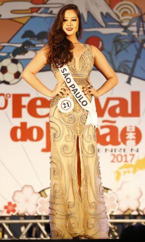 18 - Desfile traje gala - Maria Eduarda Kusunoki - São Paulo