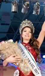 20 - desfile da Miss Nikkey Brasil 2017