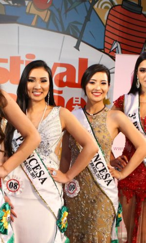22 - Vencedoras Miss Nikkey Brasil 2017