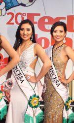 25 - Vencedoras Miss Nikkey Brasil 2017 e Kendi