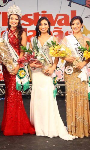 26 - Miss Nikkey SP 2016 e BR 2016 com Vencedoras Miss Nikkey Brasil 2017