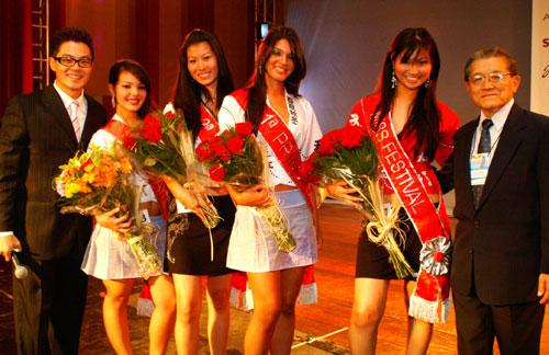 Santos elege Miss do Festival da Imigração Japonesa no Brasil