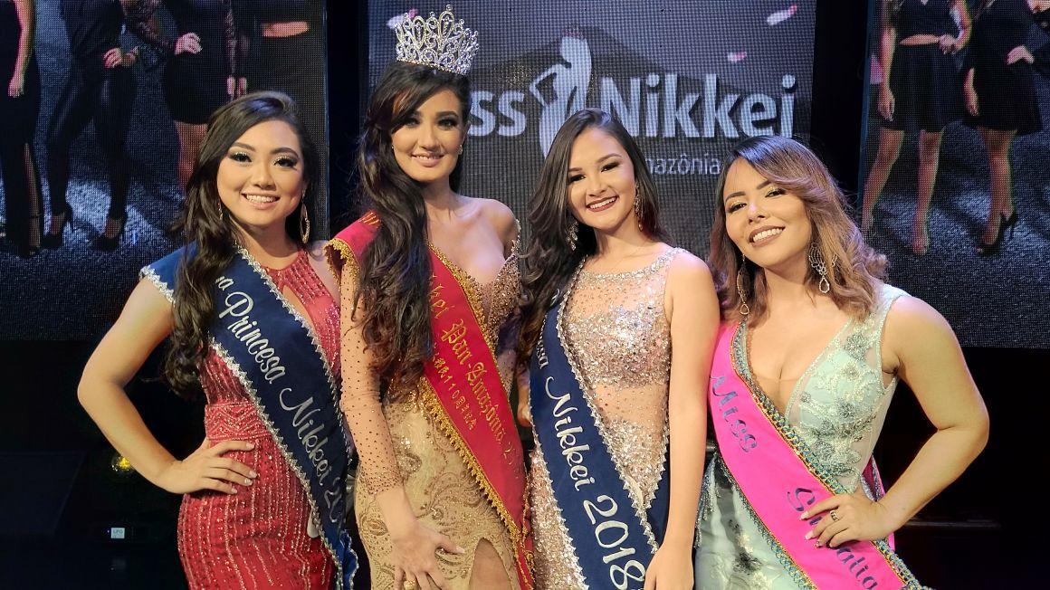 Miss Nikkey Pará 2018