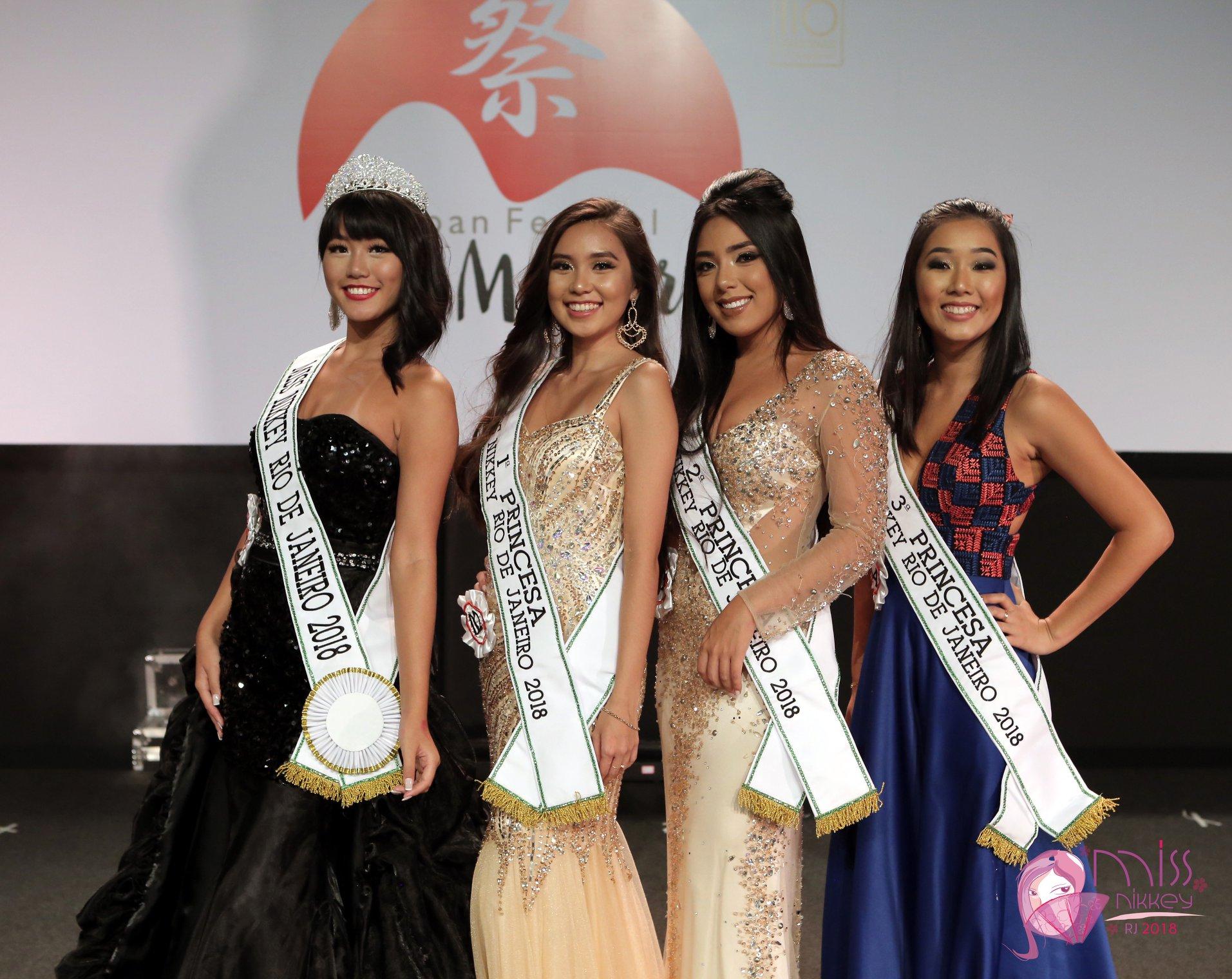 Miss Nikkey Rio de Janeiro 2018