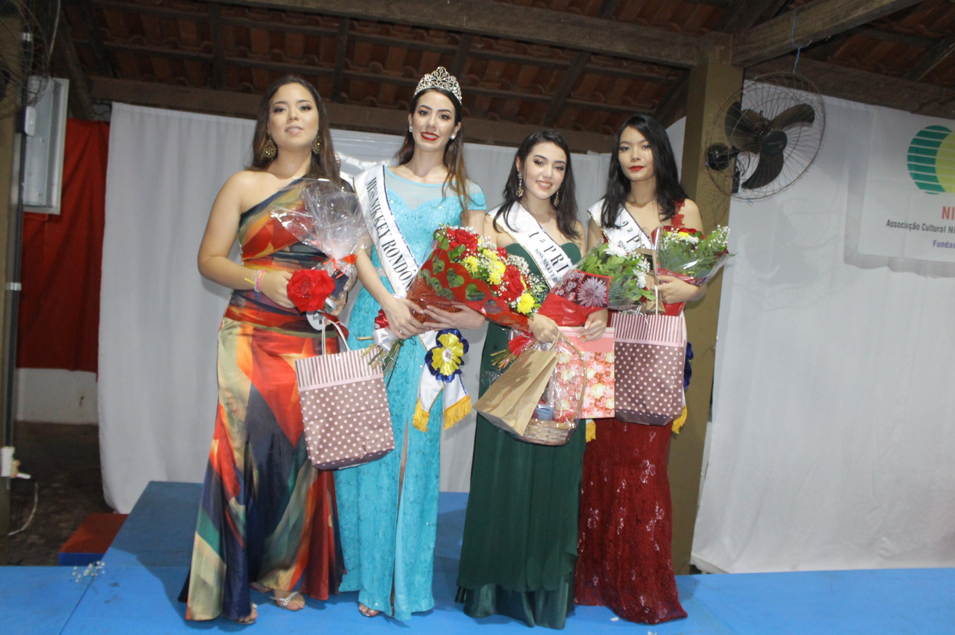 Miss Nikkey Rondônia 2018