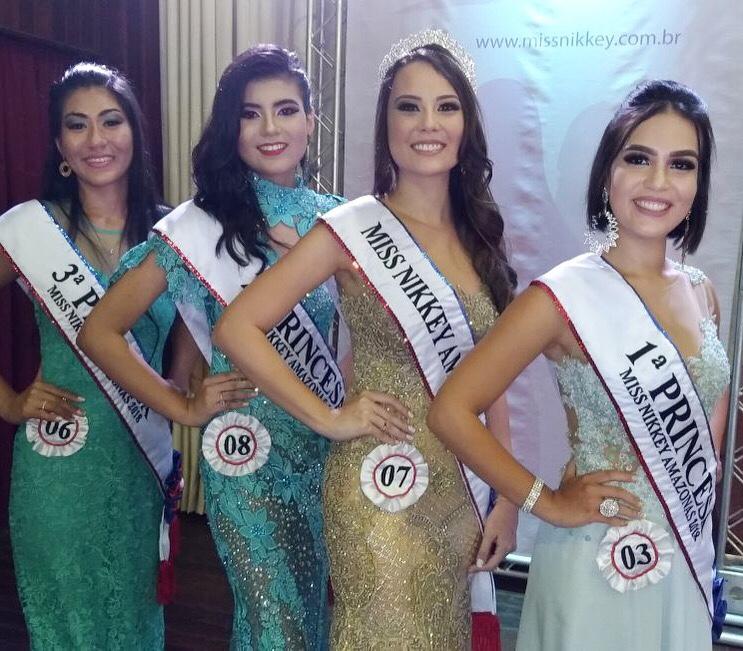 Miss Nikkey Amazonas 2018