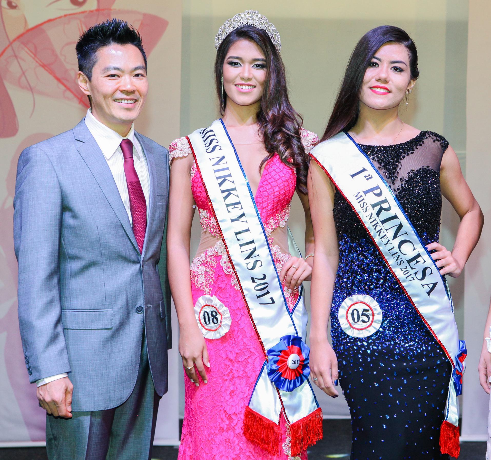 Miss Nikkey Lins e Região 2017