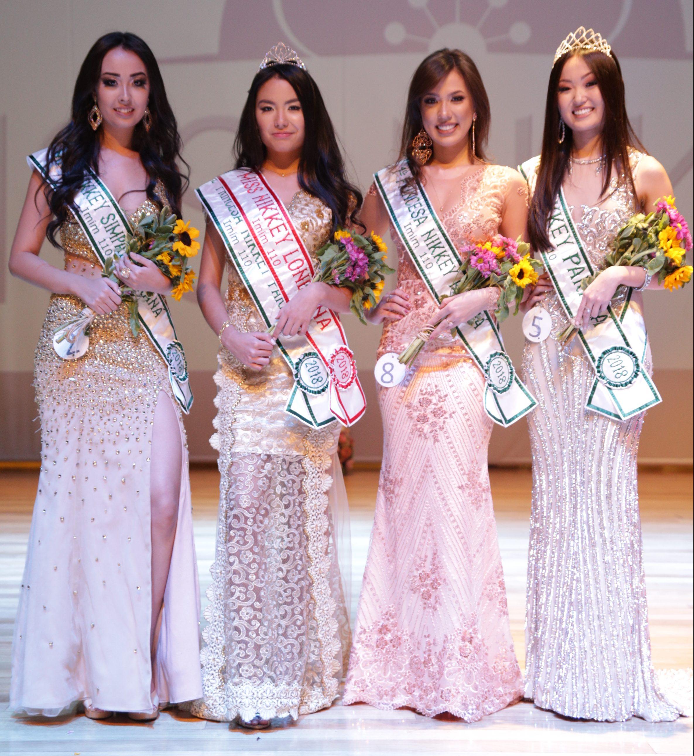 Miss Nikkey Paraná 2018