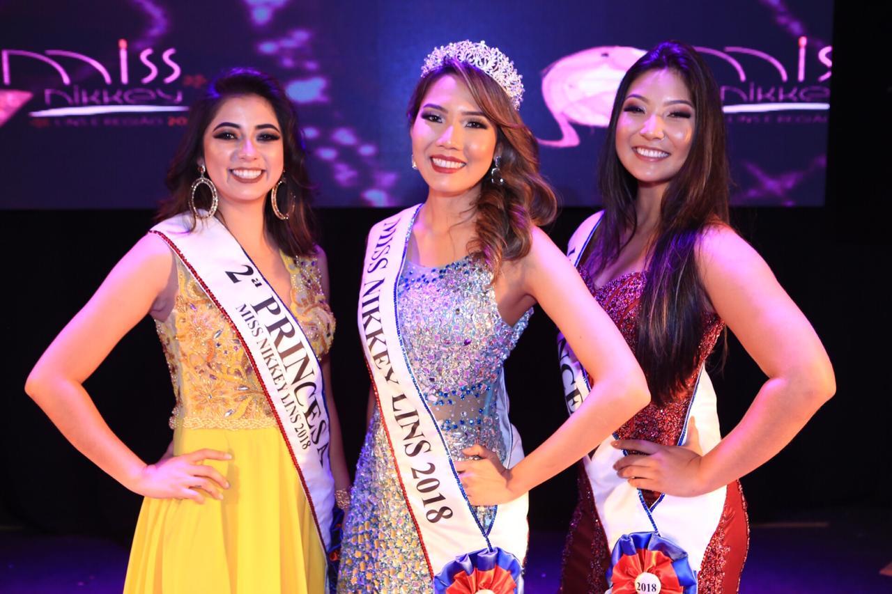 Miss Nikkey Lins e Região 2018