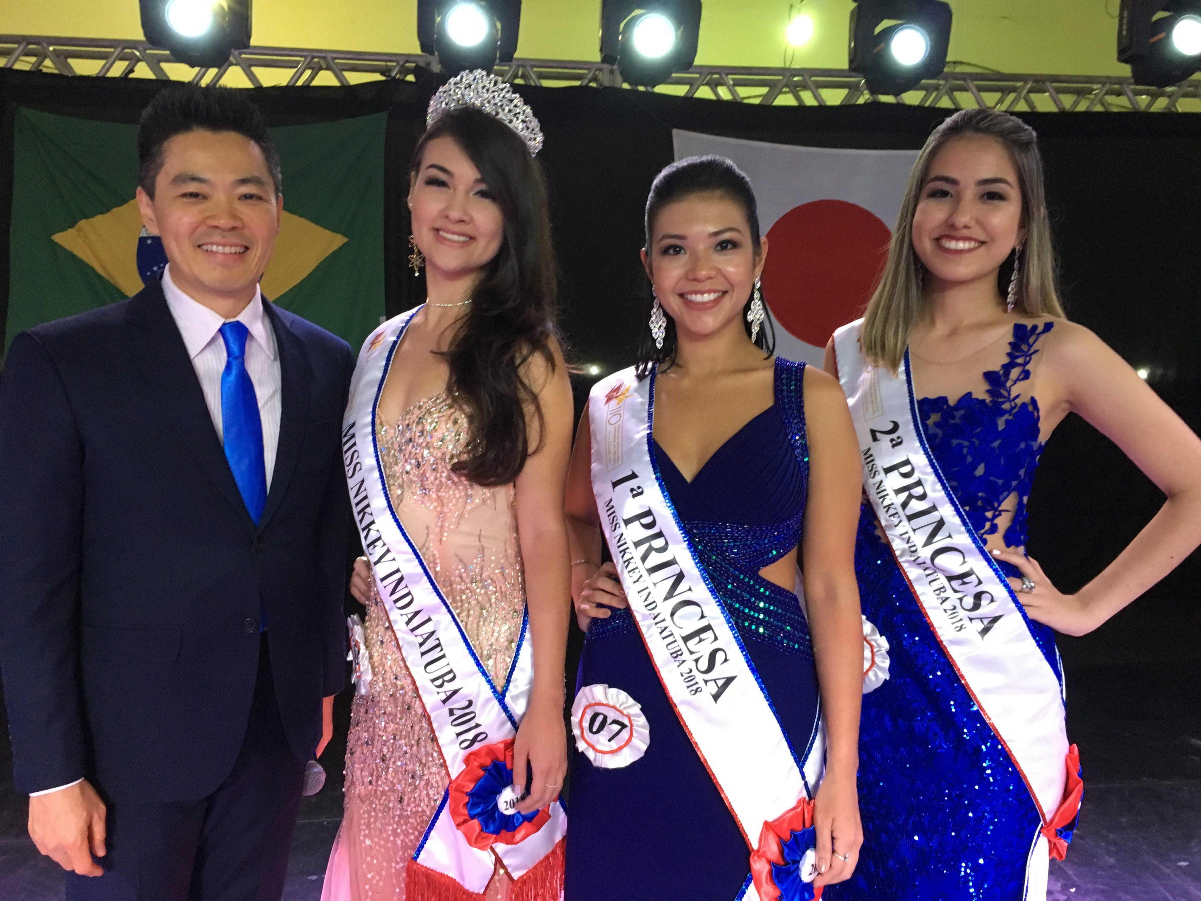 Miss Nikkey Indaiatuba e Região 2018