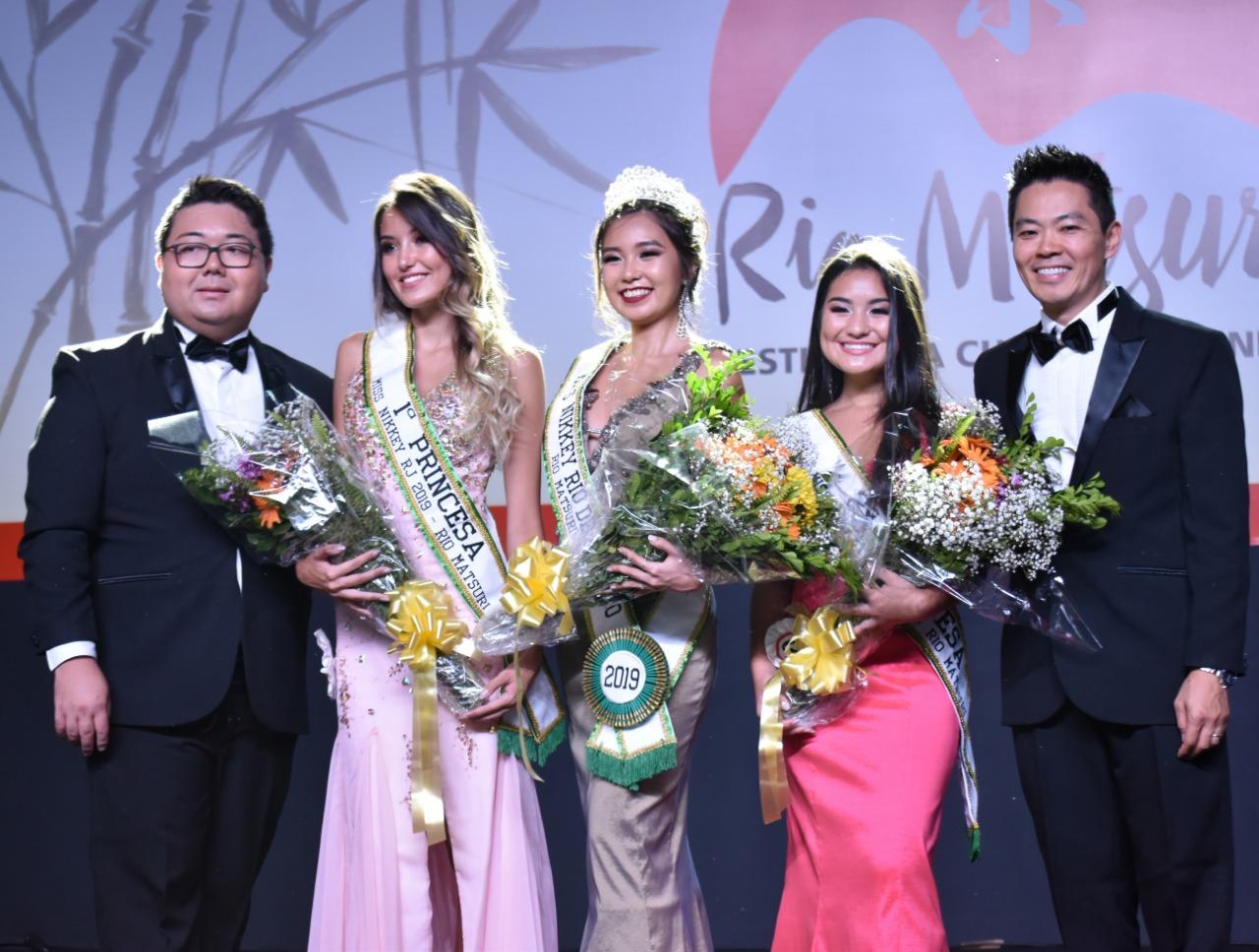 Miss Nikkey Rio de Janeiro 2019