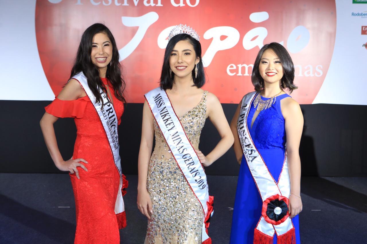 Miss Nikkey Minas Gerais 2019