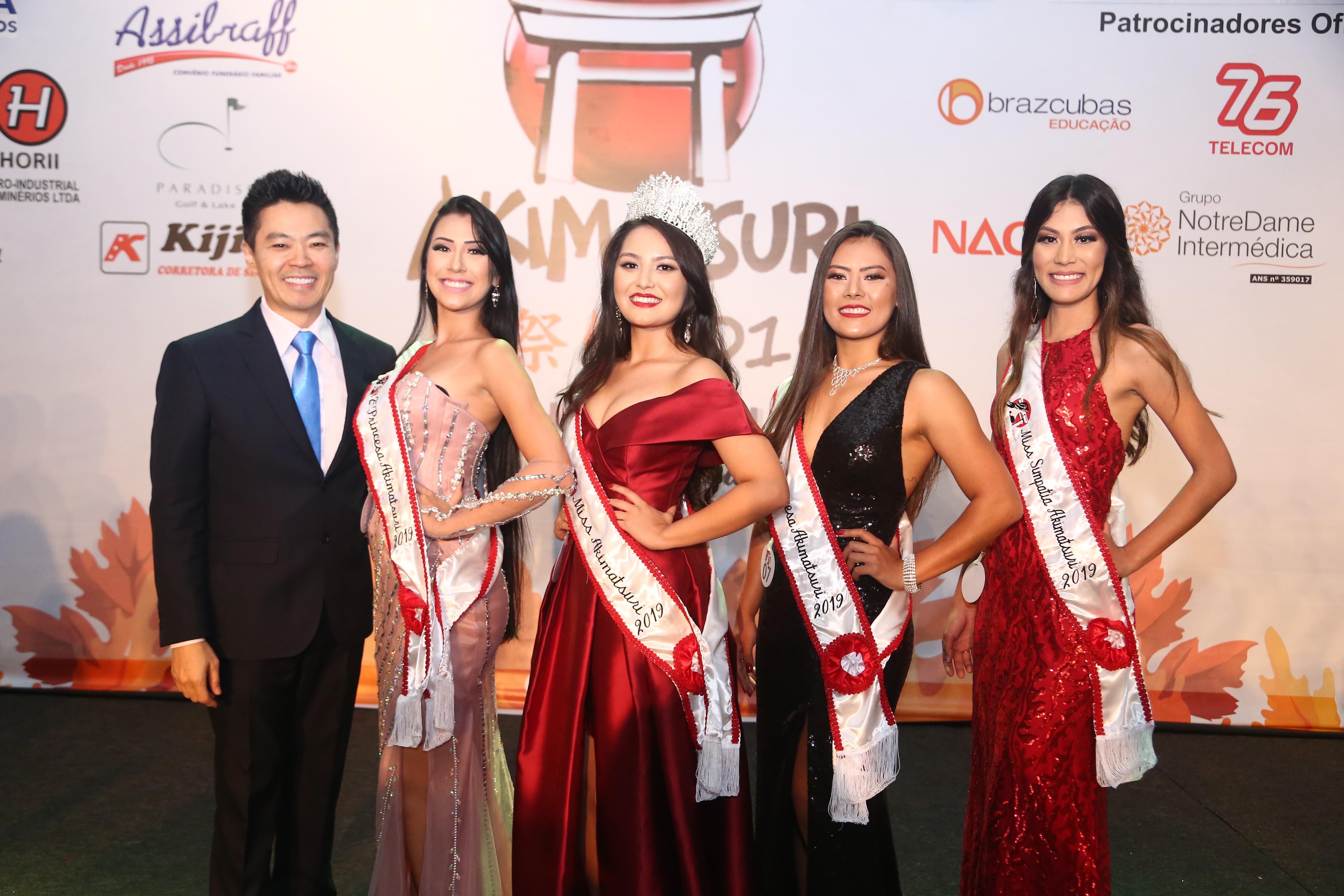 Miss Nikkey Mogi das Cruzes e Região 2019