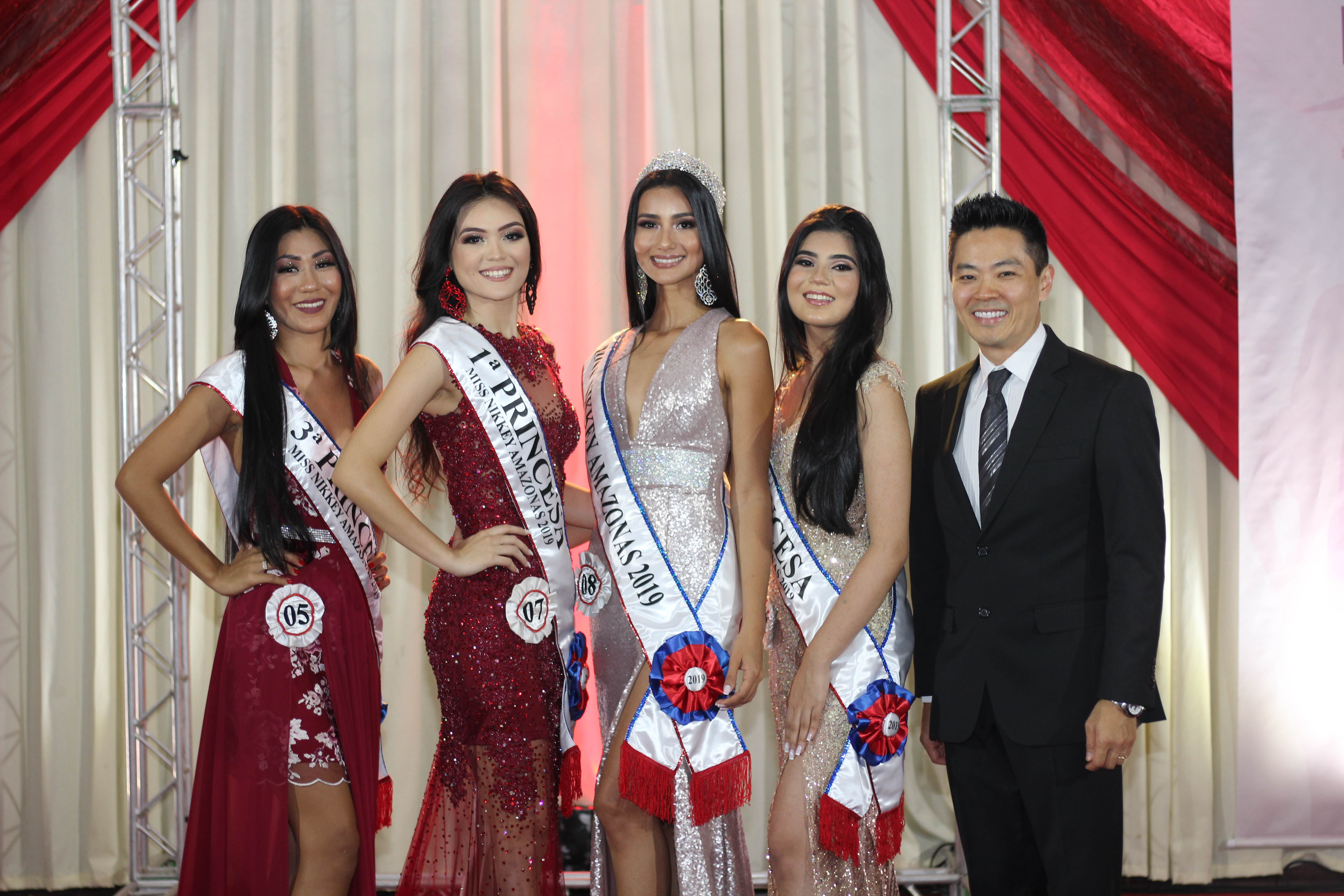 Miss Nikkey Amazonas 2019