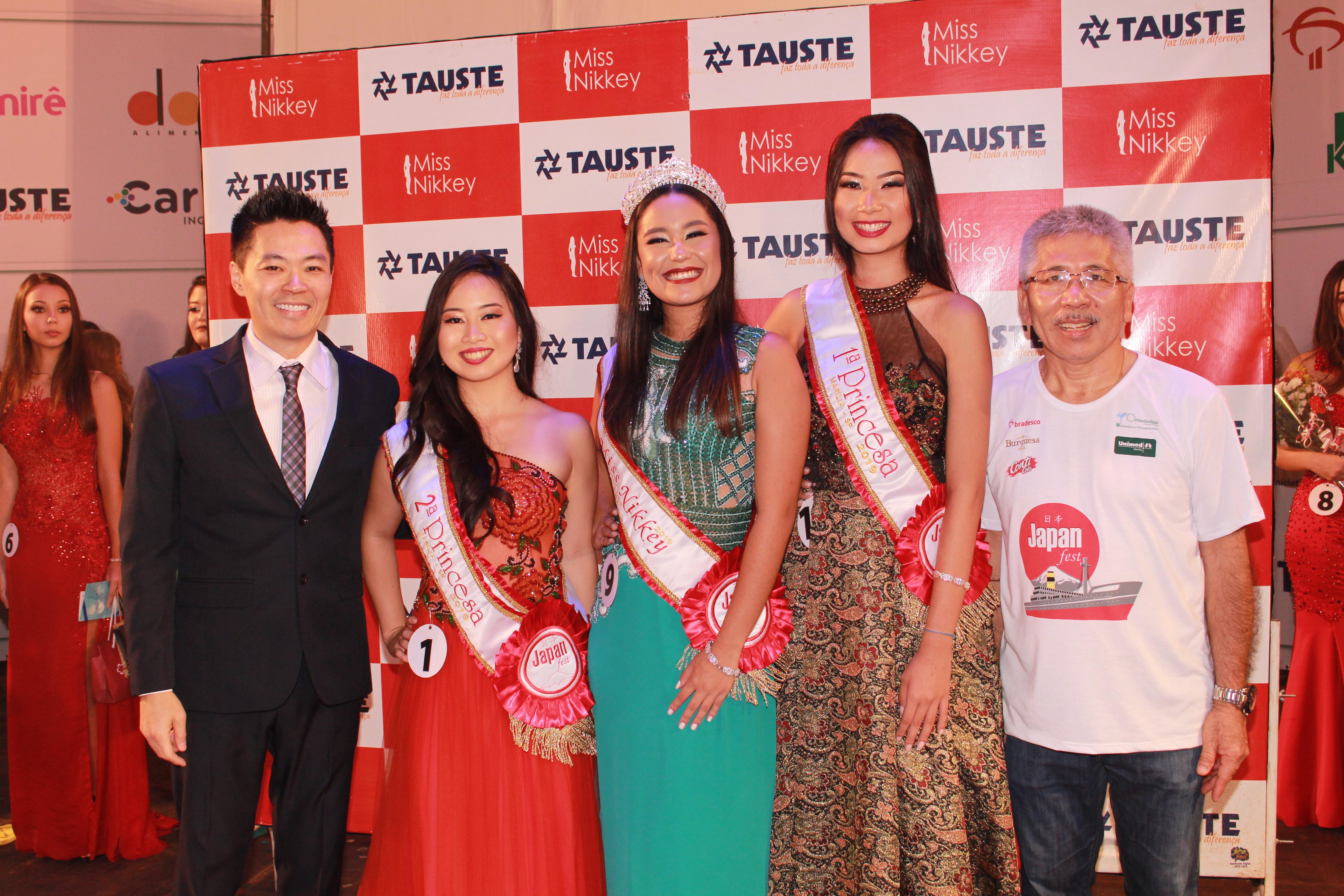 Miss Nikkey Marília e Região 2019