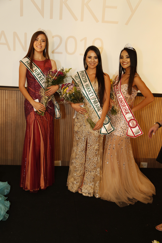 Miss Nikkey Paraná 2019