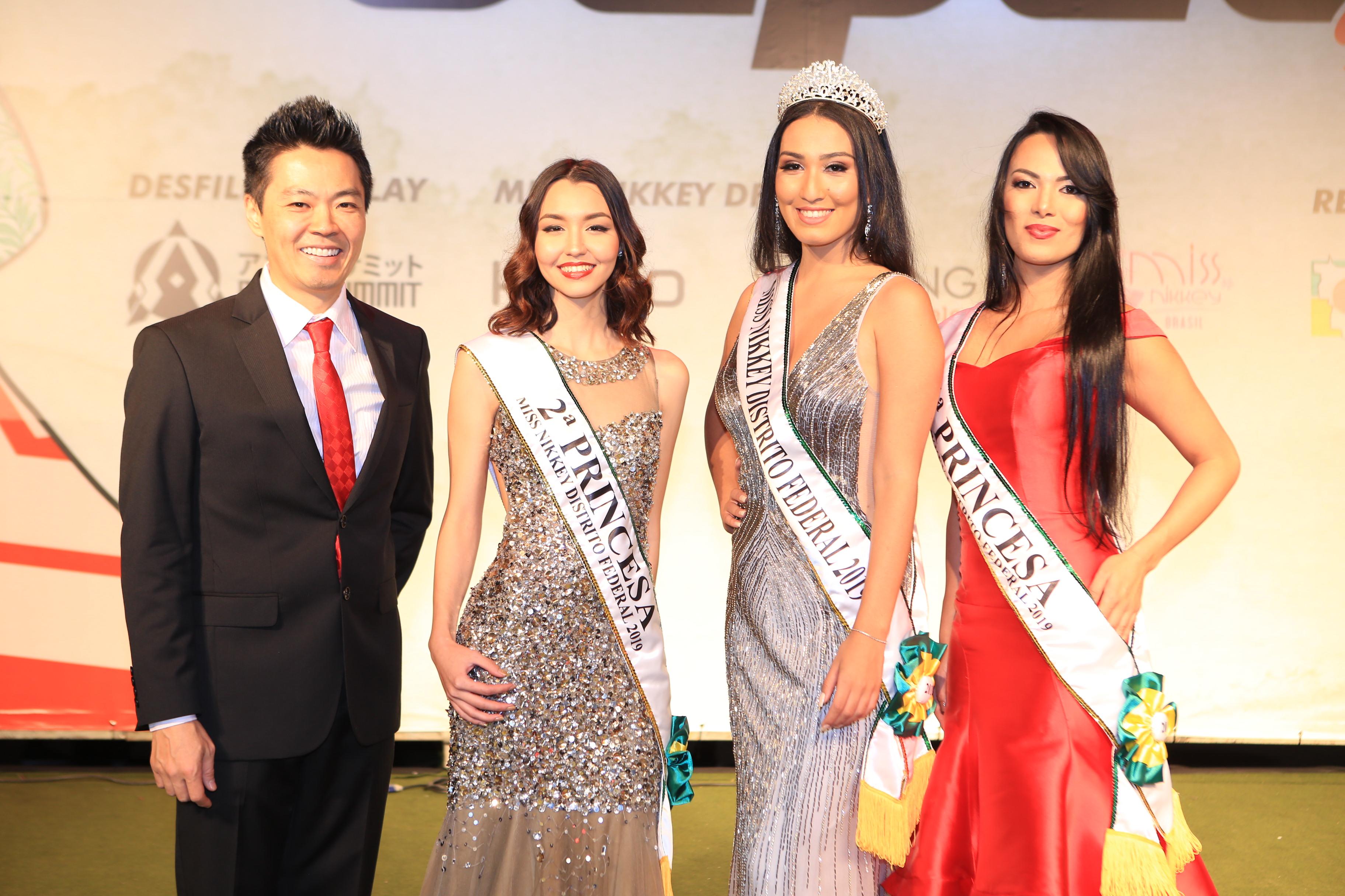 Miss Nikkey Distrito Federal 2019