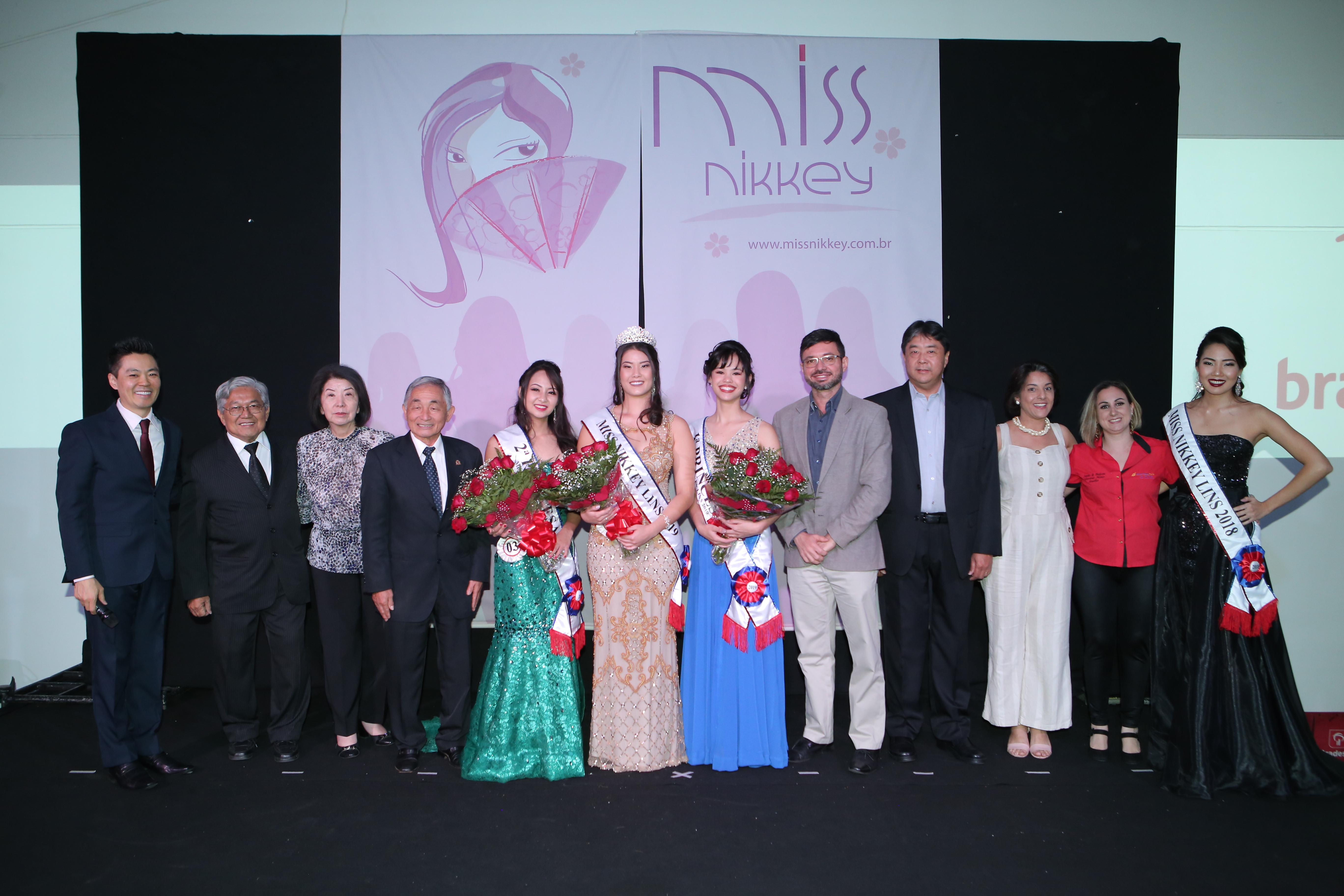 Miss Nikkey Lins e Região 2019