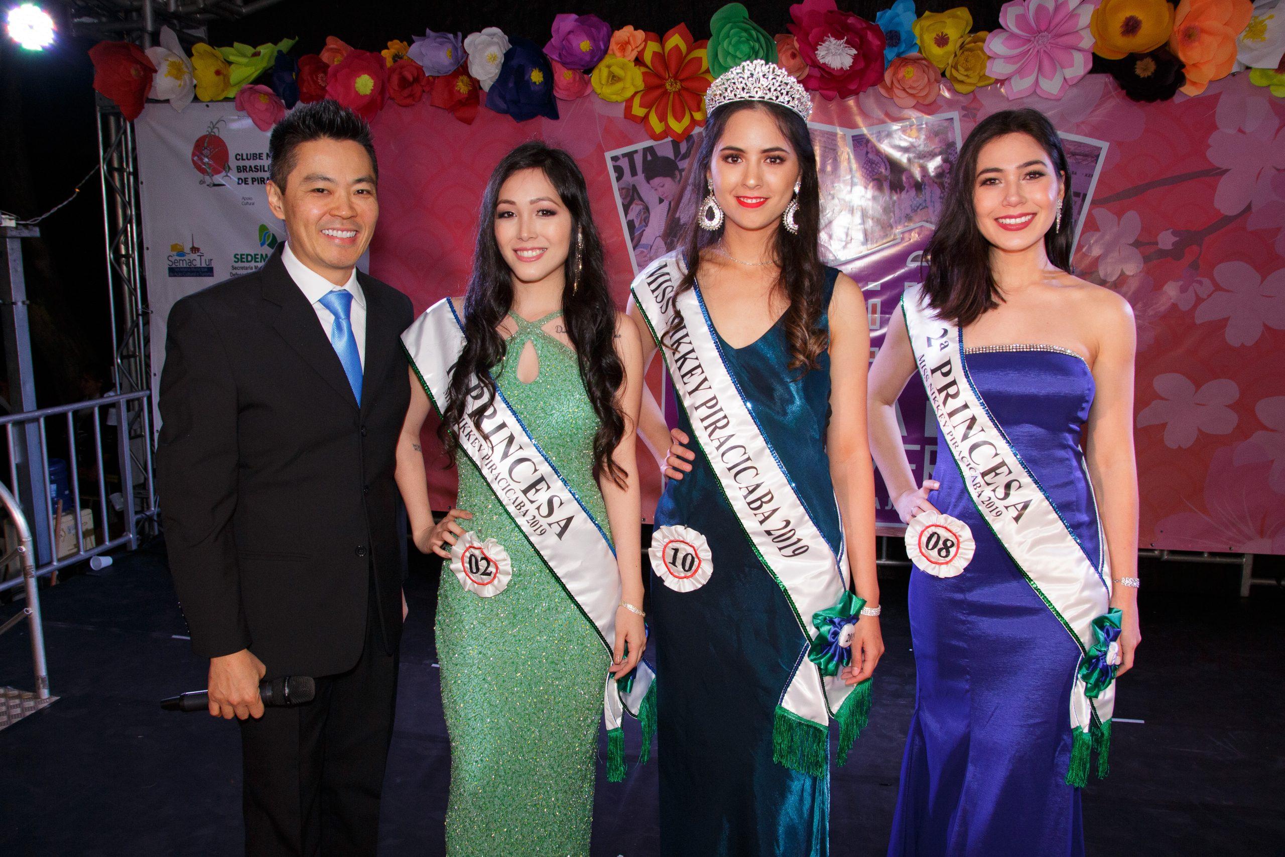 Miss Nikkey Piracicaba 2019