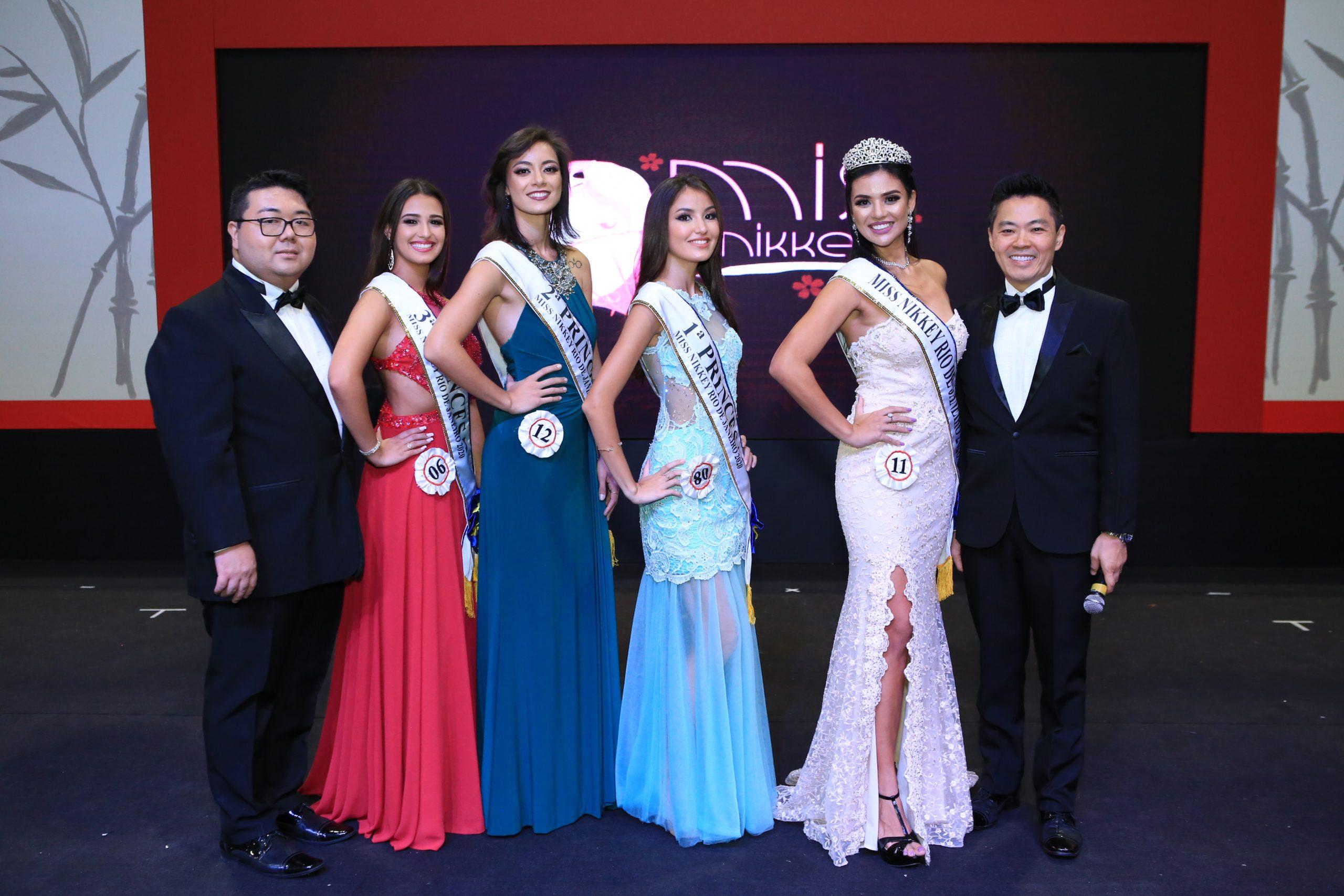 Miss Nikkey Rio de Janeiro 2020